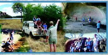 Bundu-Bashing and Silozawane Cave