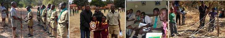 2015 Bulawayo scout activities