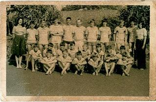 3rd Bulawayo air scout camp in Durban 1972